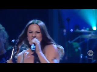Melanie C - Rock Me (Live at the Strictly Come Dancing, Poland, 9.10.2011)