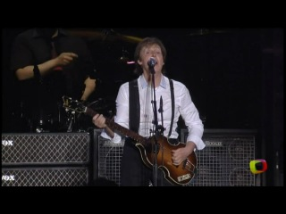 Paul McCartney - Band on the Run (Rio de Janeiro, Brazil, 2011)